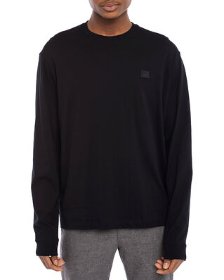 Acne Studios Long Sleeve T-shirt Black