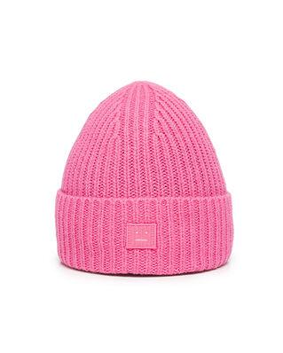 Acne Studios Mini Pansy N Face Bubblegum Pink