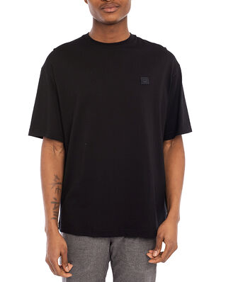 Acne Studios Relaxed Face T-shirt Black
