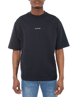 Acne Studios Short Sleeve T-shirt Black