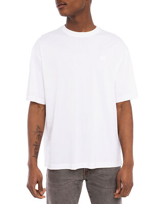 Acne Studios Short Sleeve T-shirt Optic White