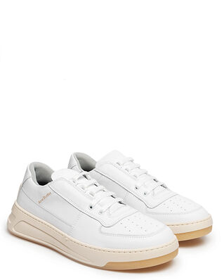 Acne Studios Steffey Lace Up White/White