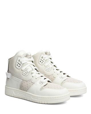 Acne Studios 08 STHLM High Top Sneaker White