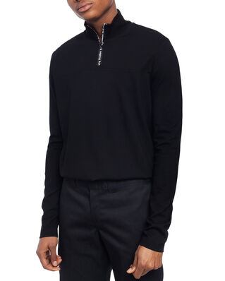 Acne Studios Ellington Tech Logo Black