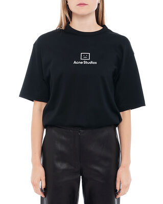 Acne Studios Extorr Reflect Face Black