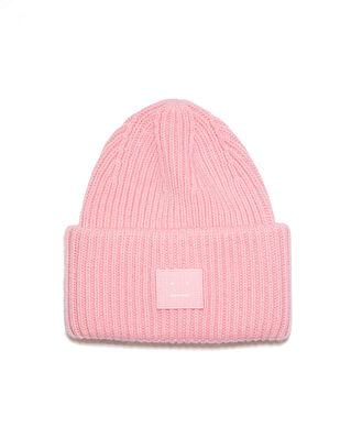 Acne Studios Face Hat Blush Pink
