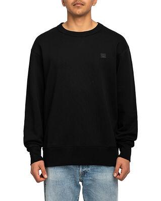 Acne Studios Face Sweatshirt Black
