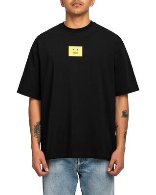 Acne Studios Face T-Shirt Black