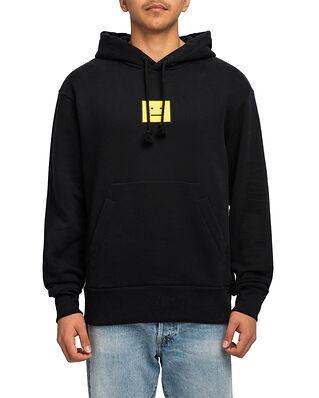 Acne Studios Fennis Hooded Sweatshirt Black
