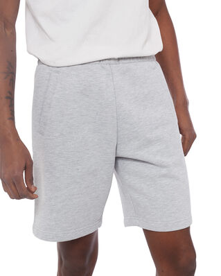 Acne Studios Fort Short Pink Label Pale Grey Melange