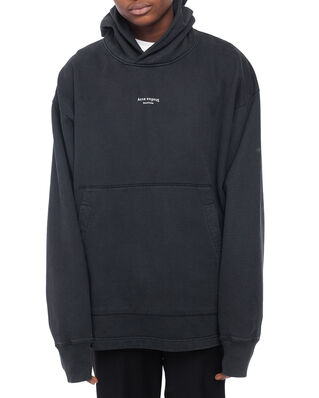 Acne Studios Franklin H Stamp Black