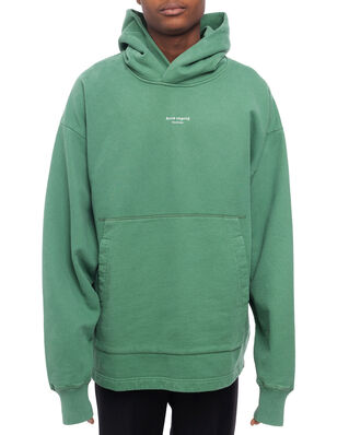 Acne Studios Franklin H Stamp Bottle Green