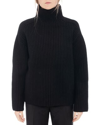 Acne Studios Kamanda L-Wool Black