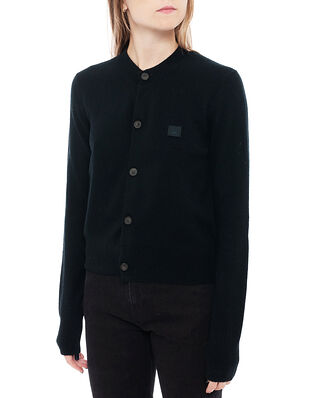 Acne Studios Keva Face Black