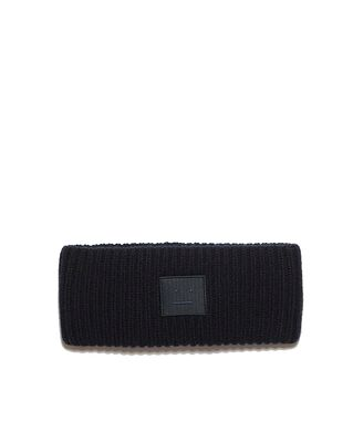 Acne Studios Kory Face Hat Black