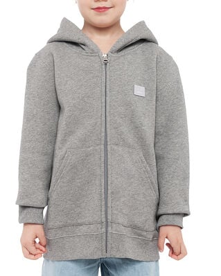 Acne Studios Mini Ferris Zip F Light Grey Melange