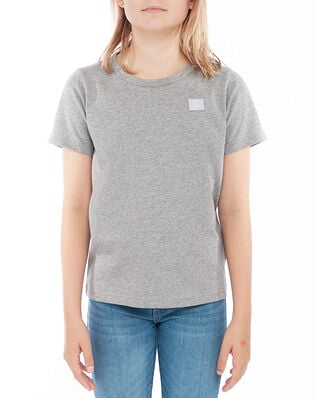 Acne Studios Mini Nash Face Light Grey Melange
