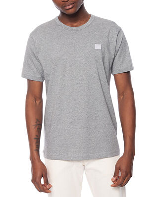 Acne Studios Nash Face Light Grey Melange