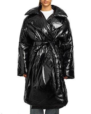 Acne Studios Orwello Padded Coat Black