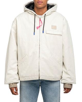 Acne Studios Ozon Hooded Jacket Oat Beige