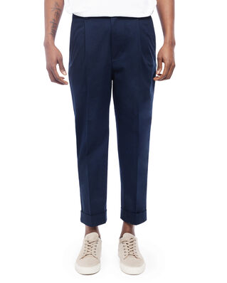 Acne Studios Pierre Struc Co Navy Blue