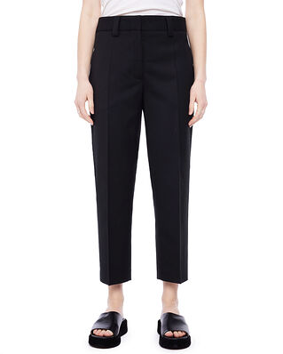 Acne Studios Pleated Trousers Black