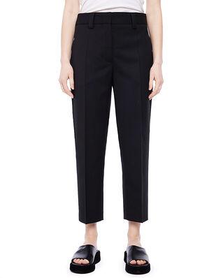 Acne Studios Pleated Trousers Black