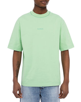 Acne Studios Printed T-shirt Mint Green
