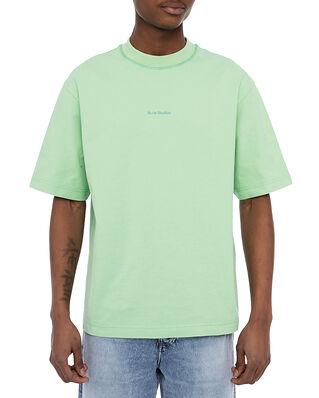 Acne Studios Short Sleeve T-shirt Mint Green