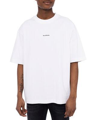 Acne Studios Printed T-shirt Optic White