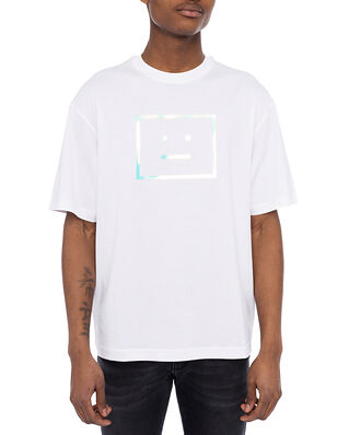 Acne Studios Relaxed Fit T-shirt Optic White