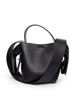 Acne Studios Small Leather Bag Black