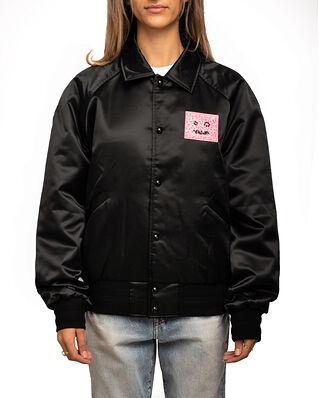 Acne Studios Varsity Jacket Black