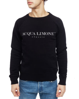 Acqua Limone College Classic 101 Rib Black