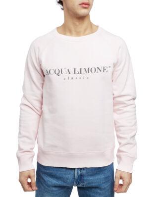 Acqua Limone College Classic 101 Rib Pale Pink