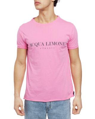 Acqua Limone Tee Classic Hot Pink