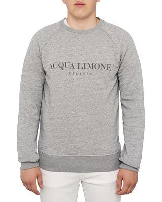 Acqua Limone College Classic 101 Rib American Grey
