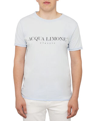 Acqua Limone Classic Tee Ice Blue