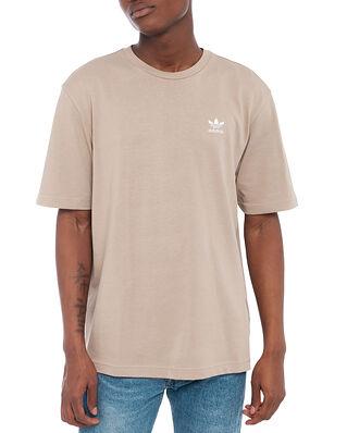 Adidas B+F Trefoil Tee Trakha/White