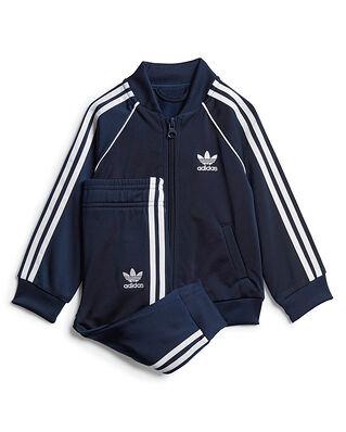 Adidas Junior Sst Tracksuit Conavy/White