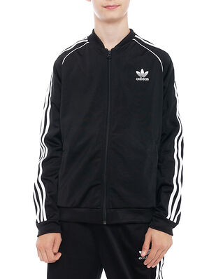 Adidas Junior Sst Tracktop Black/White