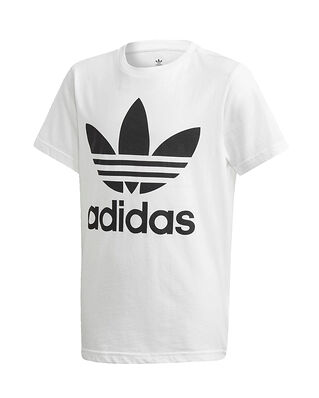 Adidas Junior Trefoil Tee1 White/Black