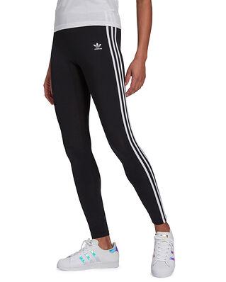adidas 3 Stripes Tight Black