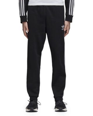 Adidas 3-Stripes Pants Black