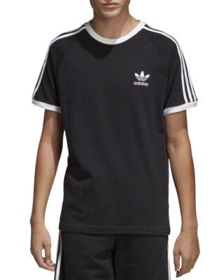 Adidas 3-Stripes Tee Black