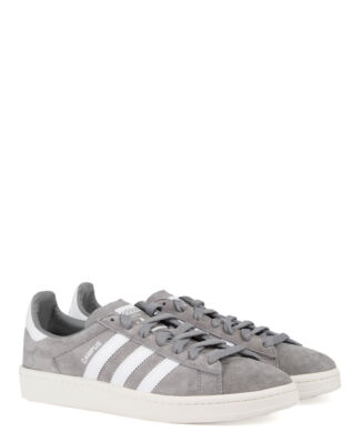 Adidas Campus Grey Three/Footwear White/Chalk White