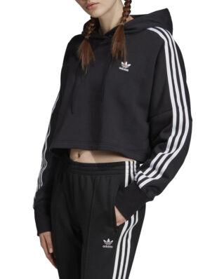 Adidas Cropped Hood Black
