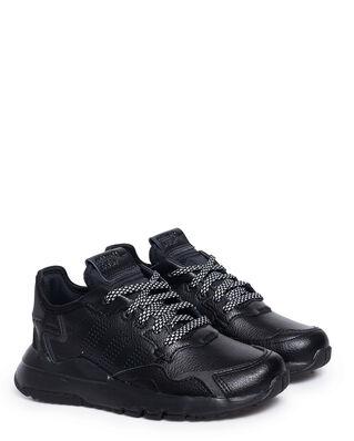 Adidas Junior Nite Jogger C Cblack/Cblack/Cblack