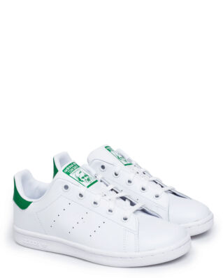 Adidas Junior Stan Smith C Ftwwht/Ftwwht/Green