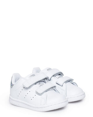 Adidas Junior Stan Smith Cf I Ftwwht/Ftwwht/Cblack